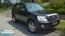 2011 CHERY TIGGO 1.6 Manual good condition