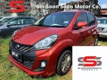 2017 PERODUA MYVI ICON 1.5 SE FULL Spec(AUTO)2017 Only 1 UNCLE Owner, 28K Mileage,TIPTOP, ACCIDENT-Free, DIRECT-Owner, with SPORTRIM,BODYKIT,AIRBEG