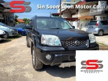2003 NISSAN X-TRAIL 2.5 4WD LUXURY FULL Spec(AUTO)2003 Only UNCLE Owner, 97K Mileage, TIPTOP, ACCIDENT-Free, with LEATHER Seat, BODYKIT, PASSENGER DVD
