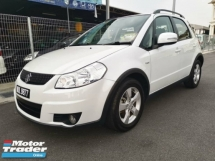 2010 SUZUKI SX4 1.6 (A) Hatchback - True Year Made