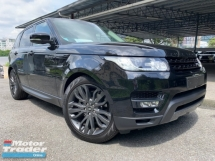 2017 LAND ROVER RANGE ROVER SPORT 3.0 SUPERCHARGE (PETROL) HSE DYNAMIC FULL