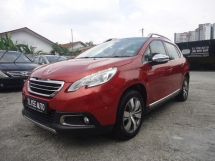 2016 PEUGEOT 2008 2016 Peugeot 2008 1.6 (A) Showroom Condition Like New
