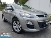 2012 MAZDA CX-7 2.3L 4WD Full MAZDA Service Record  Bose Sound SRoof