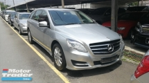 2011 MERCEDES-BENZ R-CLASS R300L