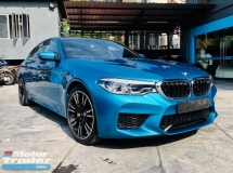 2018 BMW M5 F90 4.4 V8 TWIN TURBO FULLY LOADED