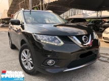 2017 NISSAN X-TRAIL 2.0L X-CVT SUV,Accident Free,Low Mileage,One Owner