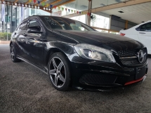 2014 MERCEDES-BENZ A250 AMG 2.0L TURBO (UNREG) 2014