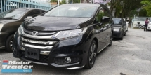2014 HONDA ODYSSEY RC1 ABSOLUTE 2.4 / READY STOCK NO NEED WAIT / HARI RAYA OFFER