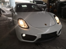2015 PORSCHE CAYMAN 2.7 PDK UK UNREG