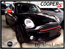 2015 MINI Cooper S 2.0 TURBO (UNREG) 5 STAR CONDITION