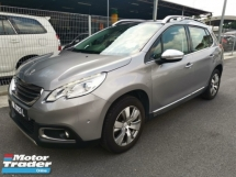 2014 PEUGEOT 2008 1.6 (A) - Under Warranty by Peugeot / Full Service Record with Peugeot