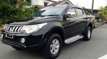 2015 MITSUBISHI TRITON  2.5 VGT 4x4 (A) good price sale