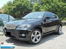 2010 BMW X6 4.4 xDrive50i E71 M-Sport PaddleShift Sunroof Powerboot ReverseCamera LikeNEW Reg.2013