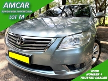 2008 TOYOTA CAMRY 2.0G (A) FACELIFT P/SEAT LEATHER LOW MIL