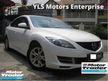 2010 MAZDA 6  6 2.0 (A) New Facelift
