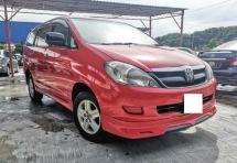 2005 TOYOTA INNOVA 2.0E (AT)