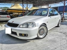 1999 HONDA CIVIC 1.6 vtec