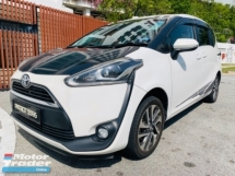 2016 TOYOTA SIENTA X LIMITED NAVI PACKAGE