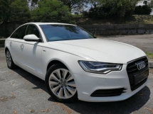 2013 AUDI A6 2.0 (A) HYBRID TURBO HP213 TFSI KMH240 CBU MODEL
