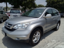 2011 HONDA CR-V 2.0 I-Vtec (A) Facelift  Low Mileage One Owner
