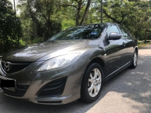 2012 MAZDA 6 2.0 (A) CBU UNIT NEW FACELIFT - SUPERB CONDITION  MUST VIEW
