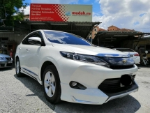 2018 TOYOTA HARRIER 2.0 (A) One year warranty, one owner