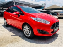 2013 FORD FIESTA 1.6L SPORT TITINUM EDITION 1 OWNER