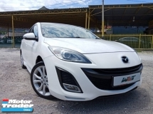 2010 MAZDA 3 2.0 (A) SPORT SEDAN GOOD CONDITION CAREFUL OWNER PROMOTION PRICE.