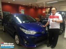 2019 TOYOTA VIOS 1.5E (AT) - fast delivery