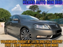 2012 VOLKSWAGEN PASSAT 1.8T SPORTY PLUS FREE 1 YRS WARRANTY ACTUAL YEAR MAKE