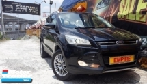 2013 FORD KUGA  1.6 GTDI ECOBOOST ( A ) AWD !! NEW FACELIFT !! PUSH START PADDLE SHIFT POWER BOOT !! PREMIUM SUV FULL SPECS !! ( WXX 1001 ) 1 CAREFUL OWNER !!
