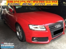 2011 AUDI A5 2.0 TFSI S-LINE Coupe Registered 2012