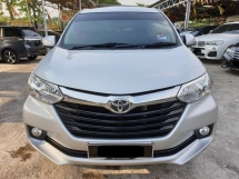 2017 TOYOTA AVANZA 1.5G VVTI FULL SERVICE RECORD UMW WITH 5 YEARS WARRANTY TILL 2022