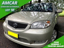 2005 TOYOTA VIOS 1.5G (AT) VVTI FULL SPEC GOOD CONDITION 1 OWN