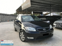 2005 TOYOTA VIOS 1.5E (AT) WELL MAINTAIN
