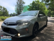 2015 TOYOTA CAMRY 2.5 (A) HYBRID FACELIFT - LUXURY SPEC