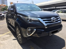 2017 TOYOTA FORTUNER 2.7 SRZ 6K KM Under Warranty Until 2022