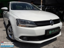 2014 VOLKSWAGEN JETTA 1.4 TSI Sedan FULL SPEC