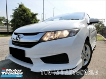 2014 HONDA CITY 1.5 S+ / 1 OWNER / CONDITION LIKE NEW / NO REPAIR NEEDED / FULL SERVICE HONDA