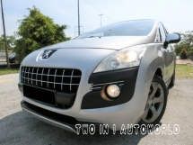 2011 PEUGEOT 3008 1.6 TURBO /1 OWNER / SERVICE PEUGEOT CENTRE / WEEKEND CAR