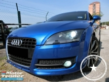 2008 AUDI TT 2.0 TFSI / 1 OWNER / WEEKEND CAR / WELL KEPT CONDITION / IMPORT / NEGO