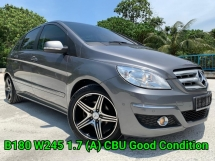 2011 MERCEDES-BENZ B-CLASS B180 W245 (CBU) 1.7 Facelift Ori 68K Km Mileage Go With Golden Plate Number 38 (KL) Confirm No Repair Need Worth Buy