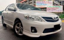 2011 TOYOTA ALTIS 1.8 E SPEC DUAL VVTI NEW FACELIFT TAHUN DIBUAT 2011