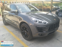 2014 PORSCHE MACAN 3.0 V6 S SPORT EDITION POWER BOOT REVERSE CAMERA MEMORY LEATHER SEATS SPORT PADDLE SHIFT STEERING