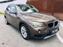 2013 BMW X1 SDRIVE  20i 1 VVIP OWNER