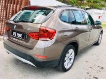 2013 BMW X1 SDRIVE  20i 1 VVIP OWNER