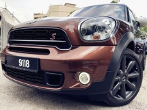 2016 MINI Countryman  1.6 S  LOCAL FREE 1 YEAR WARRANTY