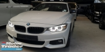 2014 BMW 4 SERIES 420i COUPE MSPORT / READY STOCK / HARI RAYA OFFER