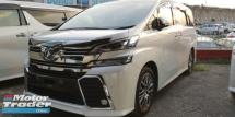 2015 TOYOTA VELLFIRE ZG 2.5 PILOT SEATS / JBL / 4 CAMERA / SUNROOF / PRE-CRASH / READY STOCK NO NEED WAIT / HARI RAYA OFF