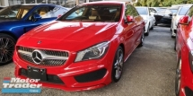 2015 MERCEDES-BENZ CLA 180 AMG SPORT 1.6 / JAPAN SPEC / TIPTOP CONDITION / READY STOCK NO NEED WAIT / HARI RAYA OFFER